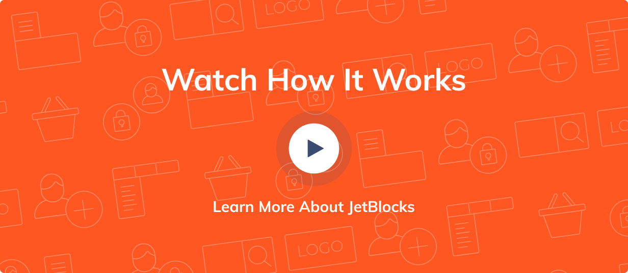 JetBlocks – the must-have headers & footers widgets for