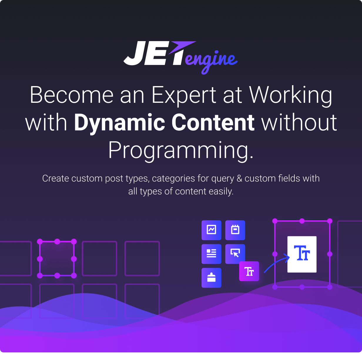 Jetengine Adding Editing Dynamic Content With Elementor Update